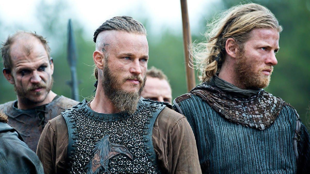 викинги сериал